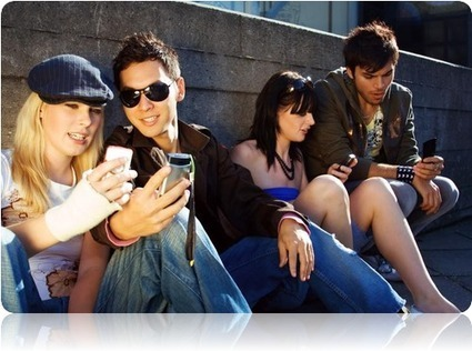 Many Teens Tell Survey They're Addicted to Social Media, Texting| | Social Networking for Information Professionals | Scoop.it