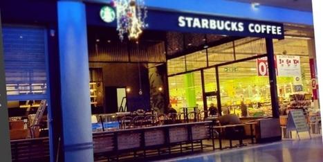 Montpellier : Starbucks dévoile sa boutique d'Odysseum | Languedoc Roussillon : actualité économique | Scoop.it