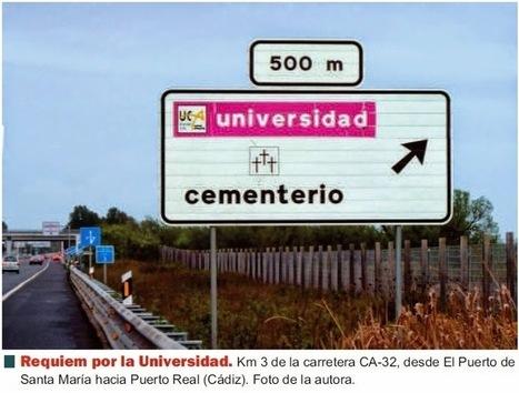 Pensamientos de 3 Estudiantes Universitarios | En las fronteras de la educación | Scoop.it