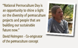 Greater Melbourne | National Permaculture Day | Beans and Bees | Scoop.it
