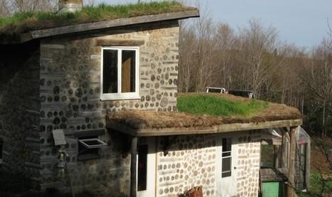 [Auto-construction] La maison de bois cordé au Québec   Construction de maisons   Scoop.it