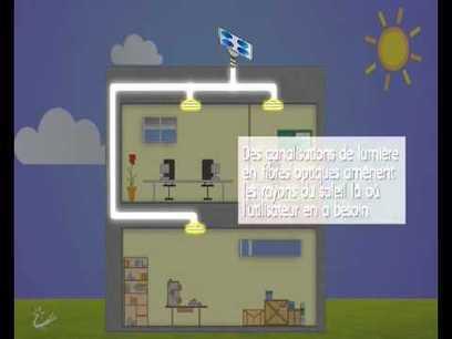 VIDÉO - Echy apporte la lumière du jour dans vos pièces sombres   Planete DDurable   Scoop.it