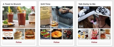 5 Food and Beverage Brands with Highly Successful Pinterest Marketing Strategies   Pinterest tips & more   Scoop.it