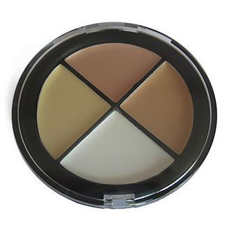 4 Colors Natural Finish Concealer Makeup Palette NO.2 - makeupsuperdeal.com   Face Makeup   Scoop.it