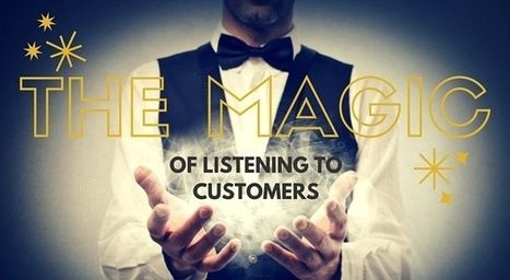 The magic of listening to customers | Nerd Vittles Daily Dump | Scoop.it