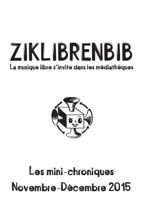 Mini-chroniques format papier Novembre-Décembre 2015 | -thécaires | Espace musique & cinéma | Scoop.it