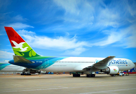 "Branding Air Seychelles  —""Flying the Creole Spirit""— 