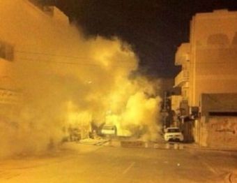 Bahrain: Last Night It Rained Tear Gas | Human Rights and the Will to be free | Scoop.it