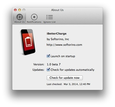 iBetterCharge reminds you to charge your iPhone before it is too late | Best iPhone Applications For Business | Scoop.it