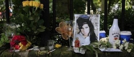 Encuentran muerta a Amy Winehouse en su apartamento - Rolling Stone España | Música | Scoop.it