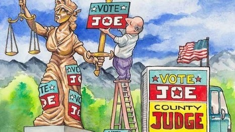 The Trouble With Electing Judges | Xpose Corrupt Courts | Scoop.it