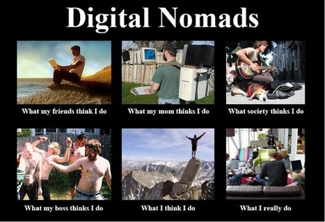 Digital Nomads | What I really do | Scoop.it