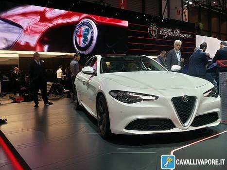 Alfa Romeo Giulia: Allestimento, motorizzazioni e gamma completa   Motori e Buon Cibo   Scoop.it