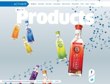 » web design trends: what is parallax scrolling? | Web Design, Web Develompent & SEO | Scoop.it