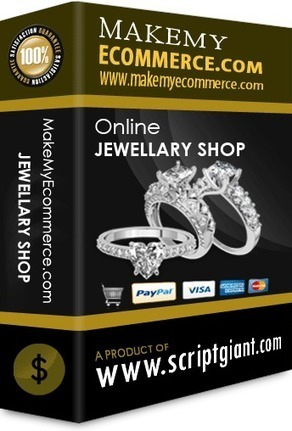 Jewellery Shop Website Software | PopularClones.Com : Scriptgiant Softwares Marketplace | Scoop.it