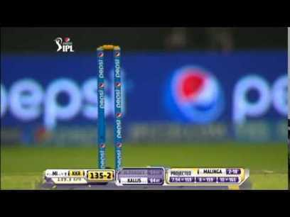 Video: Lasith Malinga 4/23 vs KKR, IPL, 2014 - Highlights | Sri Lanka | Cricket | Best of Island Cricket | Scoop.it