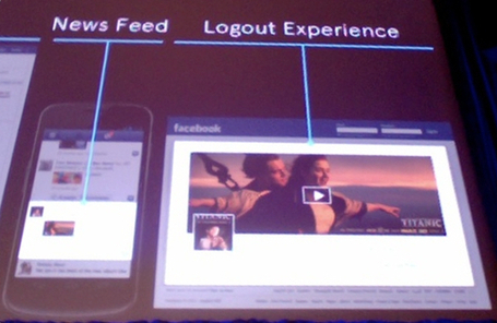 Facebook debuts Offers, brings ads to mobile news feed and logout screen - SlashGear | BI Revolution | Scoop.it