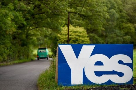 'Yes' or 'No'? A Divided Scotland Confronts Independence Vote - SPIEGEL ONLINE | Referendum 2014 | Scoop.it