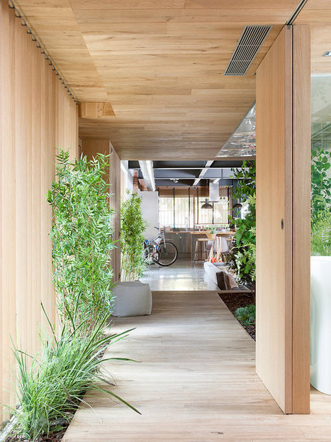 Wood Modern House by Egue y Seta | Architecture écologique | Scoop.it
