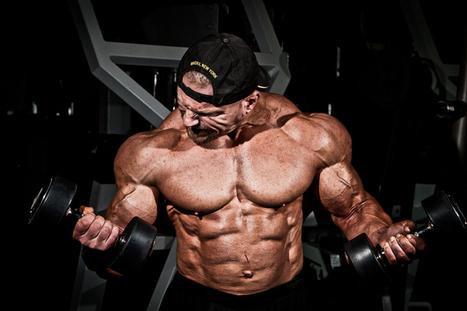Artefact – Bodybuilders are Catching the Vegan Virus   Unmentionables   Scoop.it