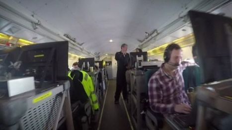 On board the plane that measures pollution   NERC media coverage   Scoop.it