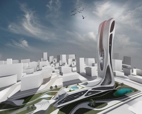 Lexus Tower | Daniel Widrig | Lexus vu par le web (français) | Scoop.it