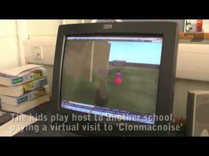 Irish Kids create a Virtual Reality, then explore it using Oculus Rift [Video] | Elementary Technology Education | Scoop.it
