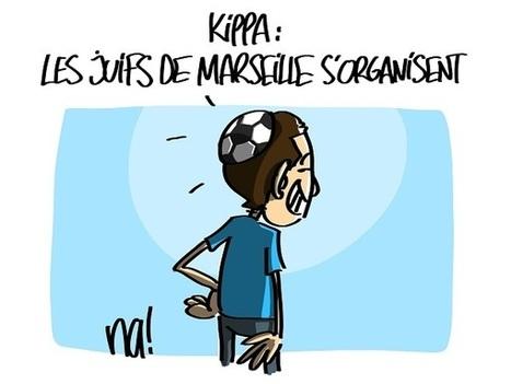 kippa or not kippa ? | Dessinateurs de presse | Scoop.it