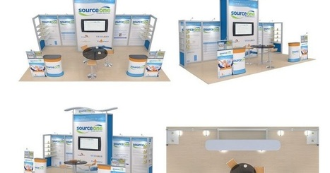 The Ultimate Guide to Help You Know About Trade Show Displays | All Star Displays (Trade Show Stands Exhibition Displays) | Scoop.it