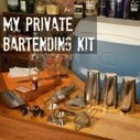 What I Bring When Bartending Private Events | mixology | Scoop.it