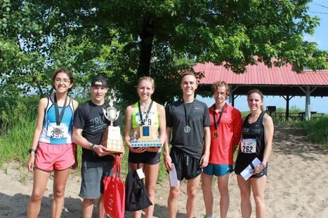 YMCA CHOK 39th International Bridge Race | Sophie Pereira Track  running | Scoop.it