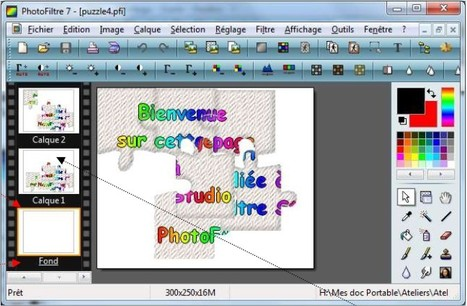 Toutes les fiches d'apprentissage pour Photofiltre 7 | Time to Learn | Scoop.it
