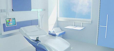 6 nouvelles manières d'envisager l'hôpital du futur | le monde de la e-santé | Scoop.it