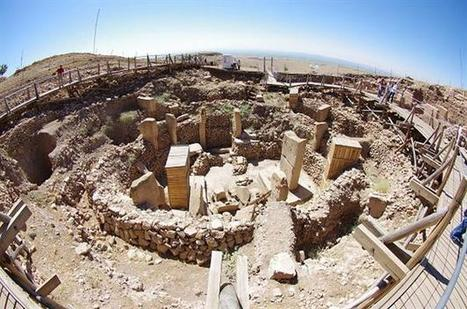 ARCHAEOLOGY - FULL STORY: How 'the world's oldest temple' changed history | Archaeology News | Scoop.it