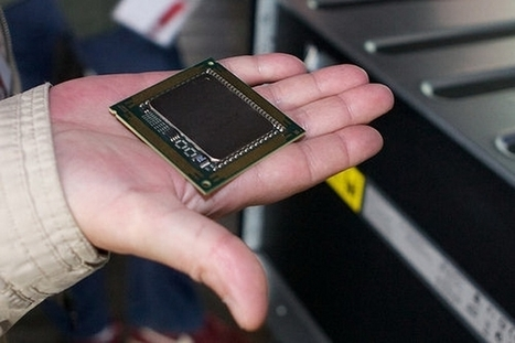IBM announced new processors Power8 supporting NVLink - Your News Ticker | technologynews | Scoop.it