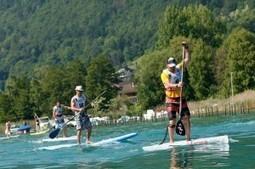 Retour sur la Crazy Paddle Games à Annecy | Stand Up Paddle Passion, le Sup n'aura plus de secret pour vous | Annecy | Scoop.it