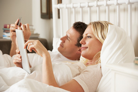 Are tablets the ultimate bedroom tool? | Livres numériques | Scoop.it