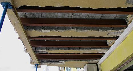 Reparación estructural por aluminosis (Colaboración de Usuario) | Rehabilitación y Patología en Construcción | Scoop.it