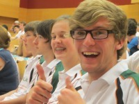 Follow Team Ireland at the International Linguistics Olympiad | AILO ... | Chilean Spanish | Scoop.it