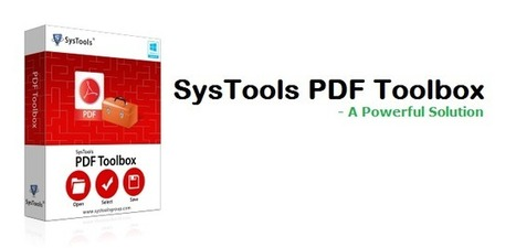 SysTools PDF Toolbox – Product Review   Tips And Tricks   Scoop.it