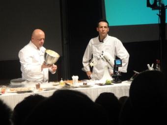Thierry Marx et Raphaël Haumont créent le Centre français d'innovation culinaire | chimie et société Bretagne | Scoop.it