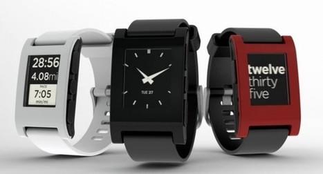 Pebble Watch, une montre intelligente compatible Android et iOS | Actualité sur Google | Scoop.it