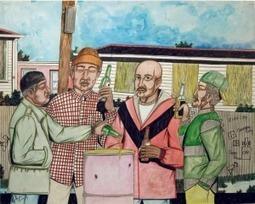 Le Ghetto de Roy Ferdinand   Chick' n Touch - Le blog   Scoop.it