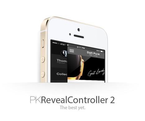 PKRevealController   iOS & macOS development   Scoop.it