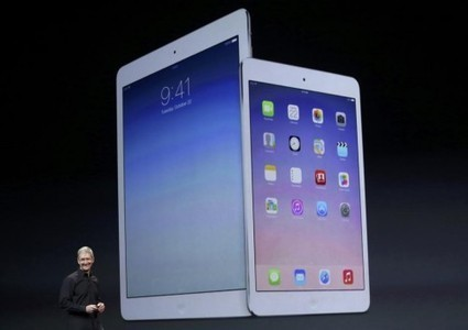 Nuovi iPad Air e mini display retina, Mac Pro e MacBook | smartphone | Scoop.it