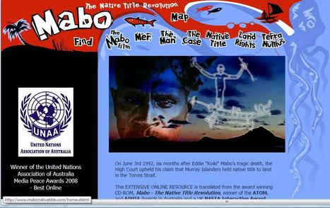 Mabo/Mabo - The Native Title Revolution | Mabo | Scoop.it
