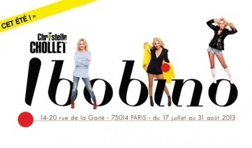 [Humour] Christelle Chollet enflamme Bobino (Paris) cet été avec ... - Concertlive.fr | Théâtre | Scoop.it
