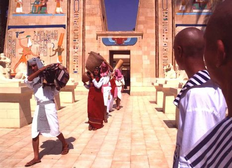 The Pharaonic Village   Nile tours: Egypt Holidays give you that Perfect Sabbatical   Scoop.it