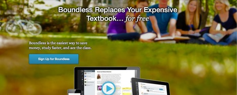 Boundless - The Free Textbook Replacement | BYOD iPads | Scoop.it