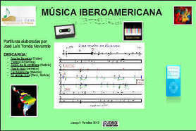 Wix.com musica en iberoamerica created by musicalesdunes10 based on blank-website | Wix.com | Llenguatge musical i ORFF | Scoop.it